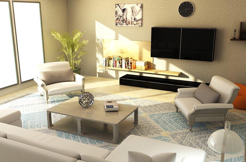 Ideas para decorar con colores neutros