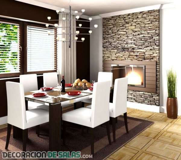 Ideas para la decoración de tu comedor formal | DECORACIÓN DE SALAS