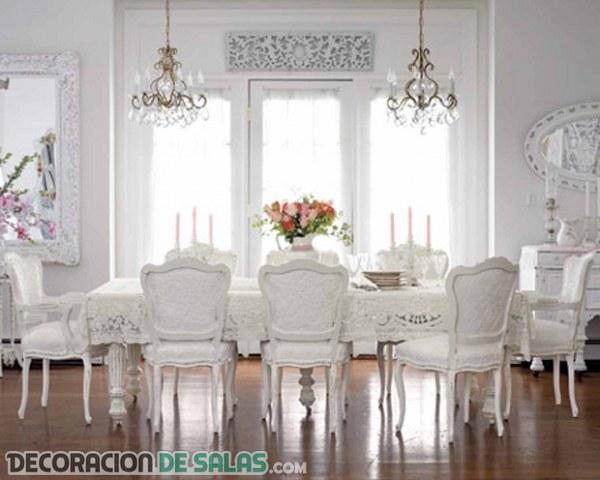 Comedores con estilo vintage perfectos para tu hogar | DECORACIÓN DE ...