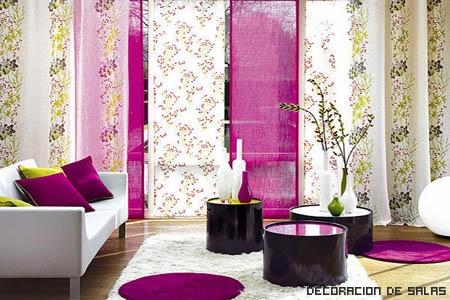 ¿Cuáles son las cortinas más adecuadas?