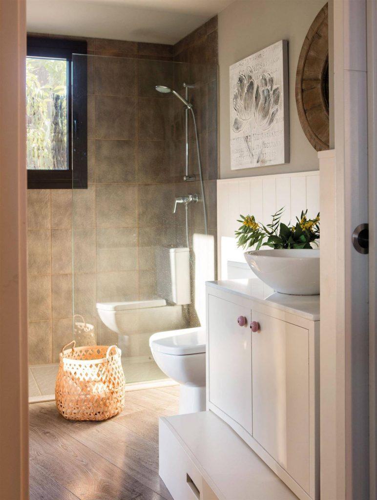 Ejemplos de baños modernos y elegantes | Decoración de Salas