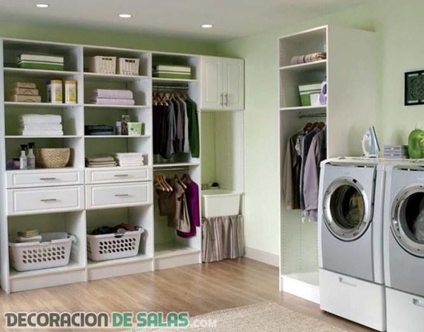 Decora tu cuarto de lavado o planchado | Decoración de Salas
