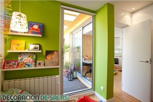 Habitaciónes para Niños con mucho COLOR