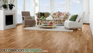 Cómo cuidar tus suelos de madera