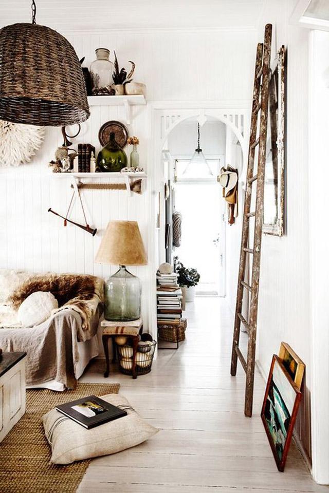 Decoraciones en Animal Print y pieles elegante para espacios interiores de un hogar