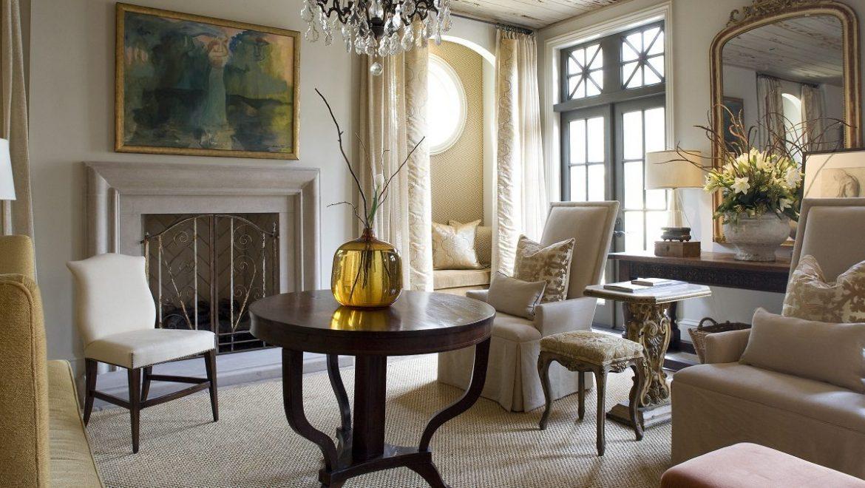 Consejos para tener una decoración clásica con pocos elementos.