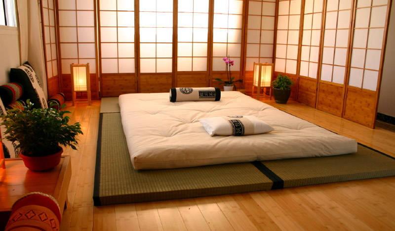 decoración estilo japonesa