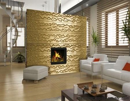 Consejos para decorar con tonos dorados