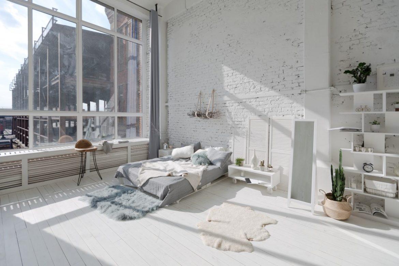 decoración de interiores estilo industrial 2021