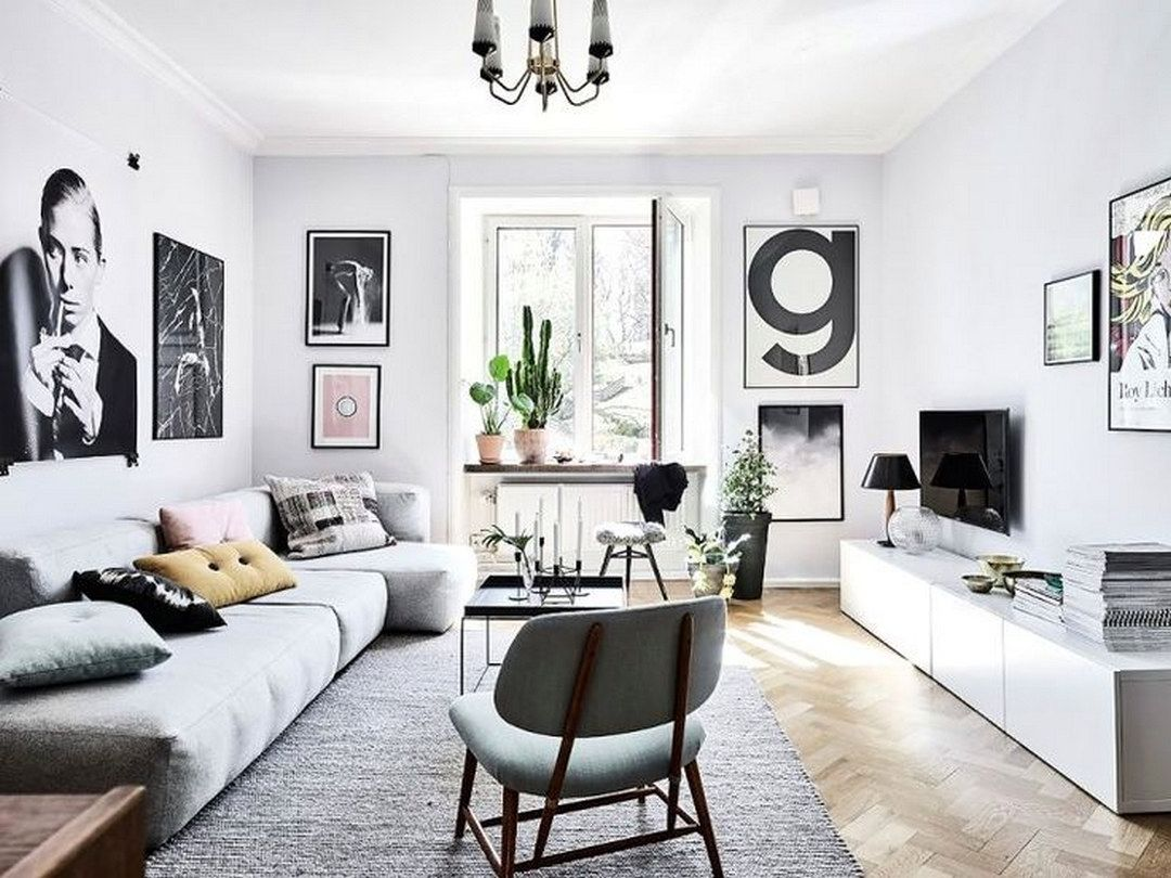 Decoraciones minimalistas para el 2019