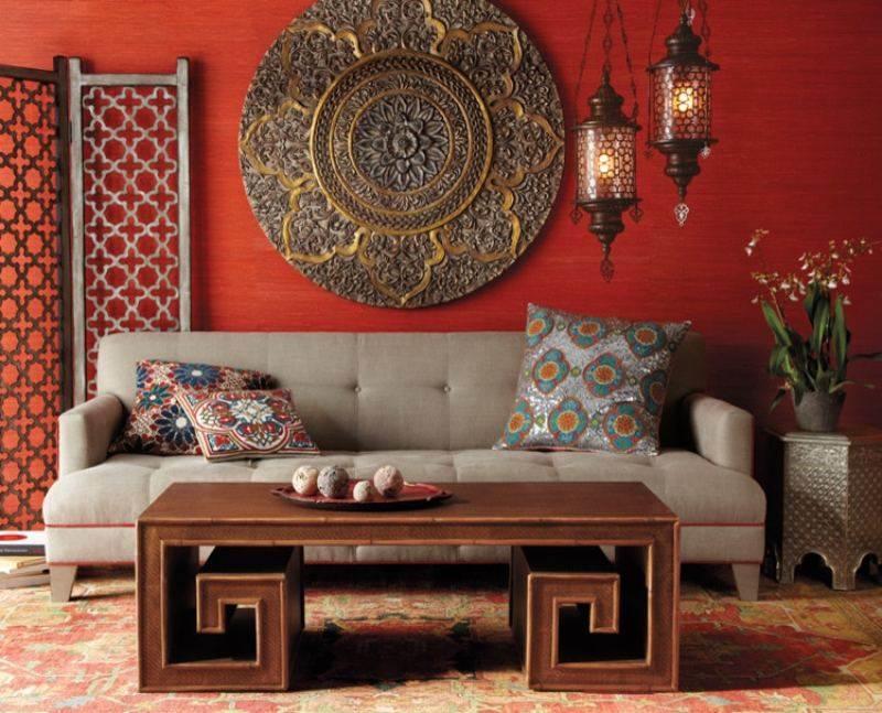 sofa y mesa de diseño