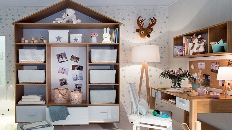 decorar un dormitorio infantil