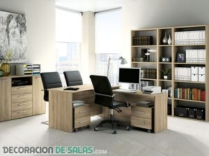 Los muebles más básicos para tu despacho