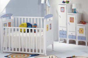 Feng shui en el dormitorio del bebé
