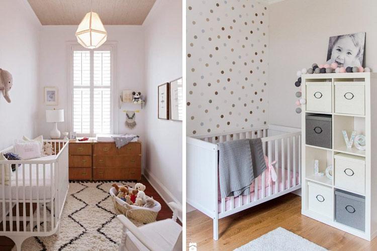 decoración de cunas y dormitorios de bebe