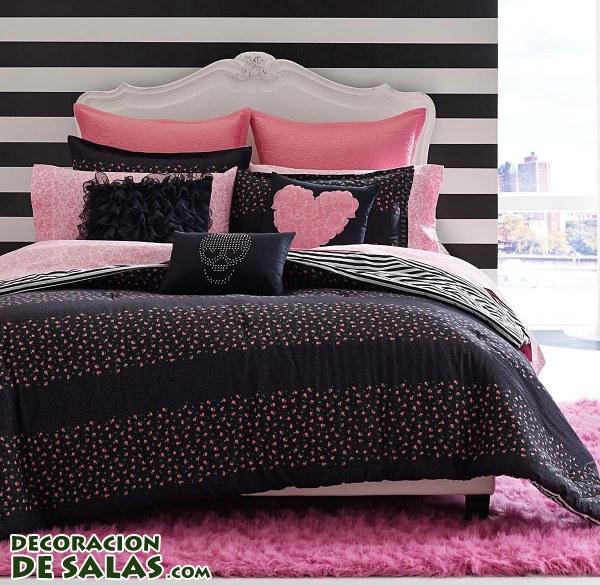 Ideas de dormitorios Betsey Johnson