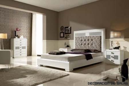 Pequeños cambios en el dormitorio