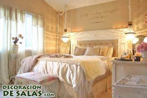 Grandes lámparas para grandes dormitorios