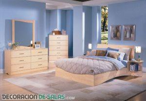 Trucos para decorar con muebles claros