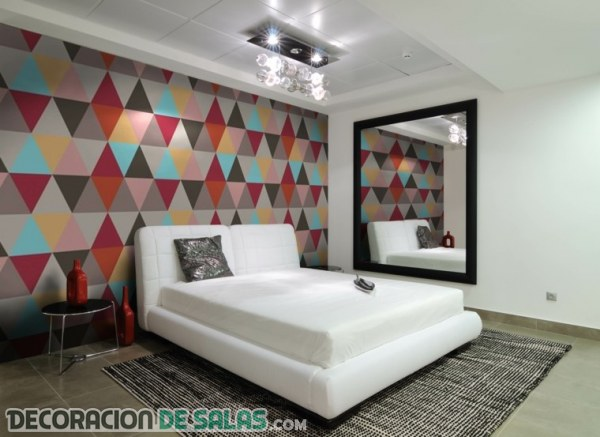 Ideas creativas para el color y acabados de las paredes