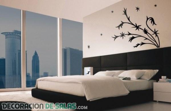 5 ideas para decorar tus paredes sin cuadros