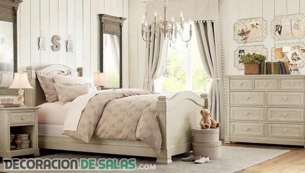 Añade más romanticismo en tu decoración de interiores