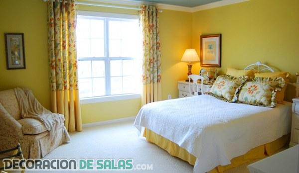 Inspírate con estos tres dormitorios