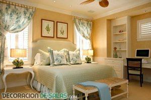 5 preciosos dormitorios para soñar cada día