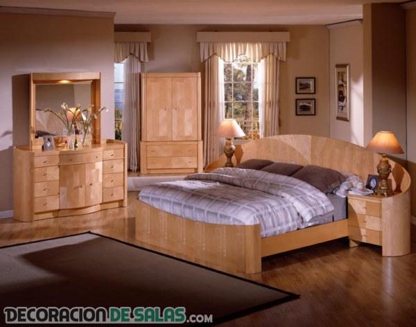 Muebles de madera para decorar tu hogar