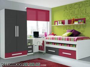 Colores en el dormitorio que no pasan de moda