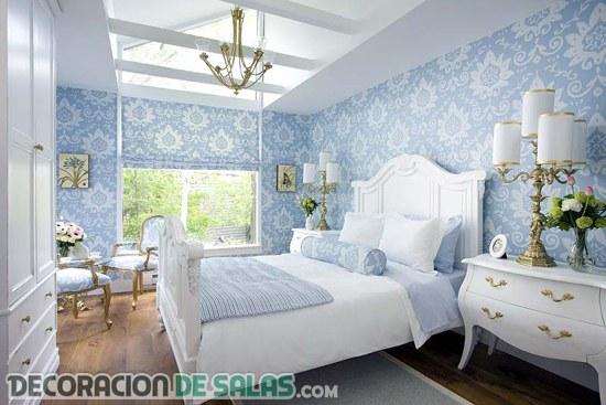 Combinaciones de color perfectas para tu dormitorio