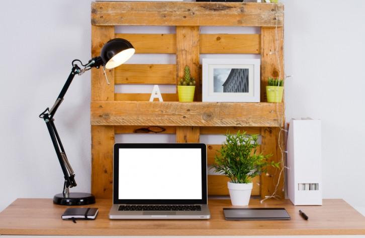 Decorar espacios interiores con materiales de reciclaje ¿Es posible?