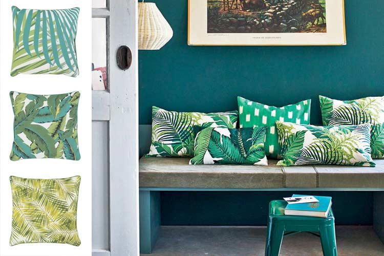 Estampados para decorar, una tendencia que no pasa de moda