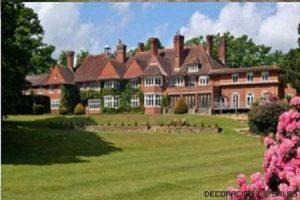 La casa de Adele en Inglaterra