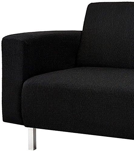 Funda para sofá negro