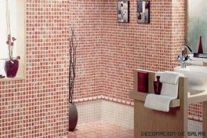 Baños con gresite