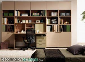 5 ideas para organizar la habitación de estudiante