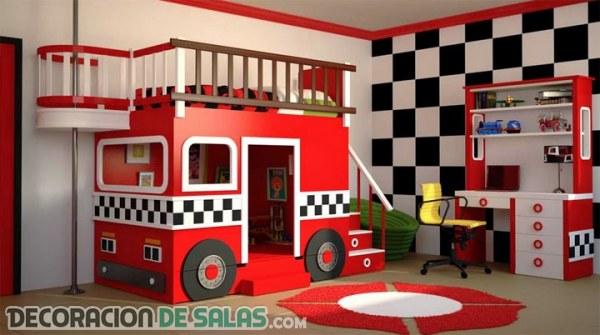 Habitaciones temáticas para los más pequeños de la casa