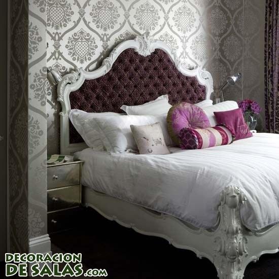 La elegancia en las habitaciones