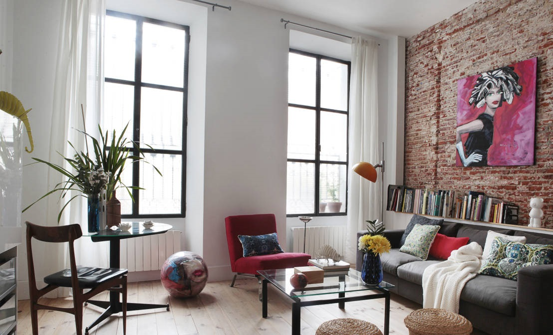 7 Claves para la decoración industrial en tu hogar