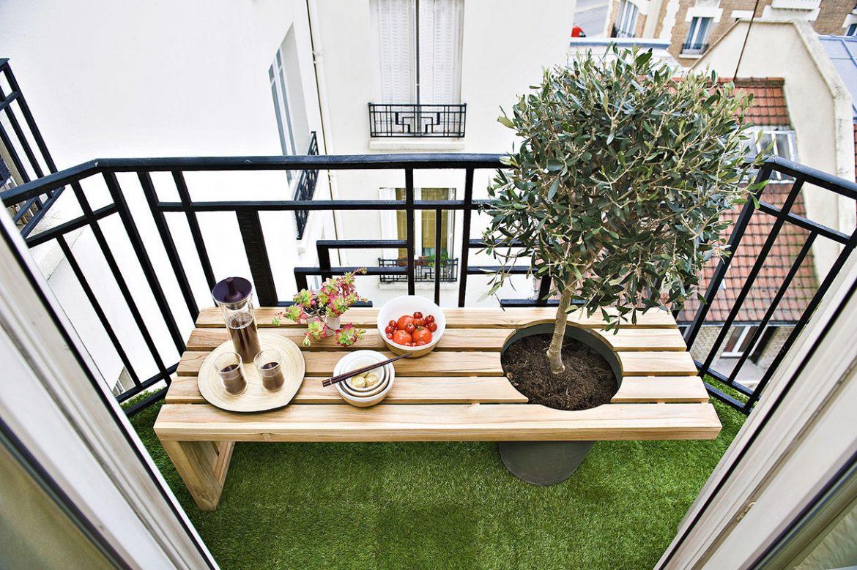 ¿Como darle más vida a tu balcón?