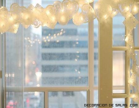 Decora tu hogar con luces