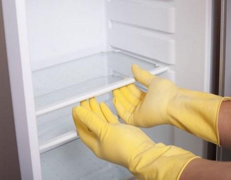 Vamos a limpiar el frigorífico