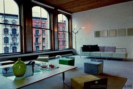 Ideas básicas para decorar un loft