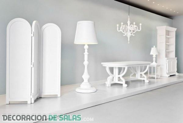 Muebles de papel