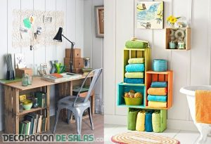 Grandes ideas recicladas para la decoración