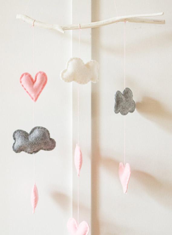 nubes de goma