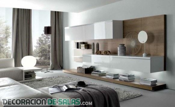 Muebles con estilo para la decoración del salón