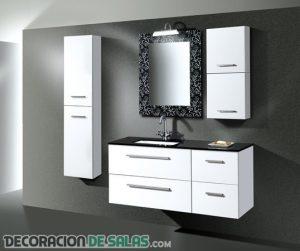 Los muebles más funcionales para el baño
