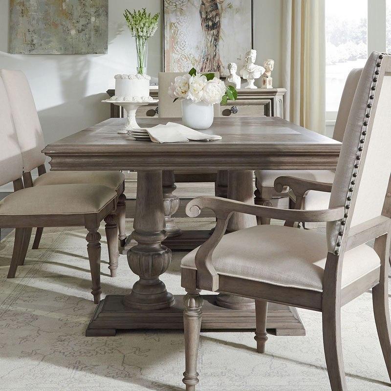 Paredes y muebles para un estilo clásico